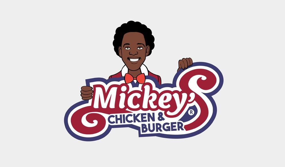 Logo Design_Mickey's Chicken & Burger