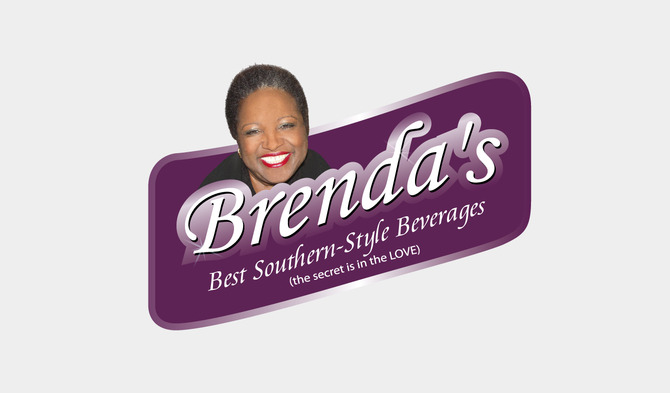 Brenda's Best Southern-Style Beverages Logo a
