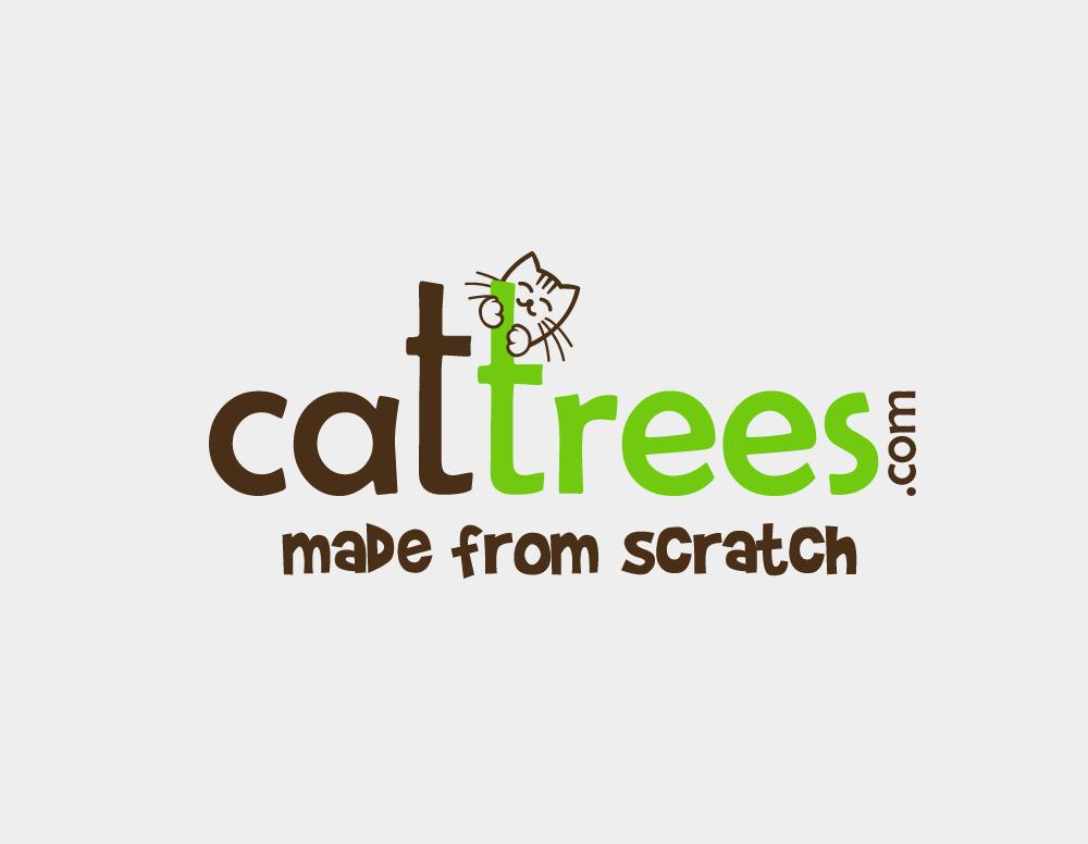 Cat Trees Logo Design