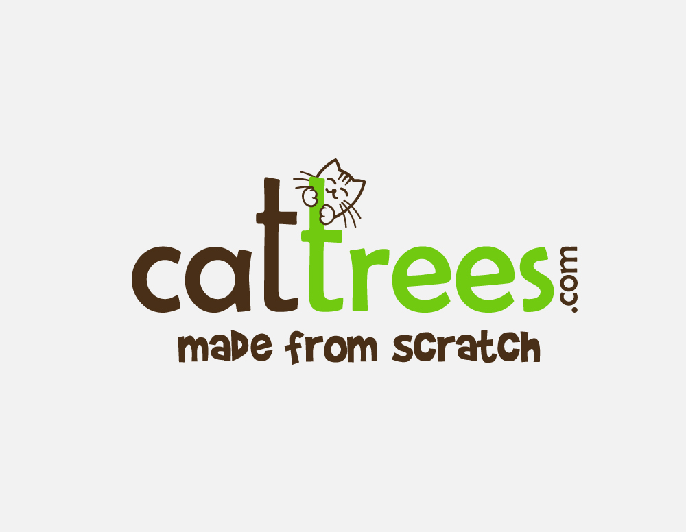 Cat Trees Logo Design_