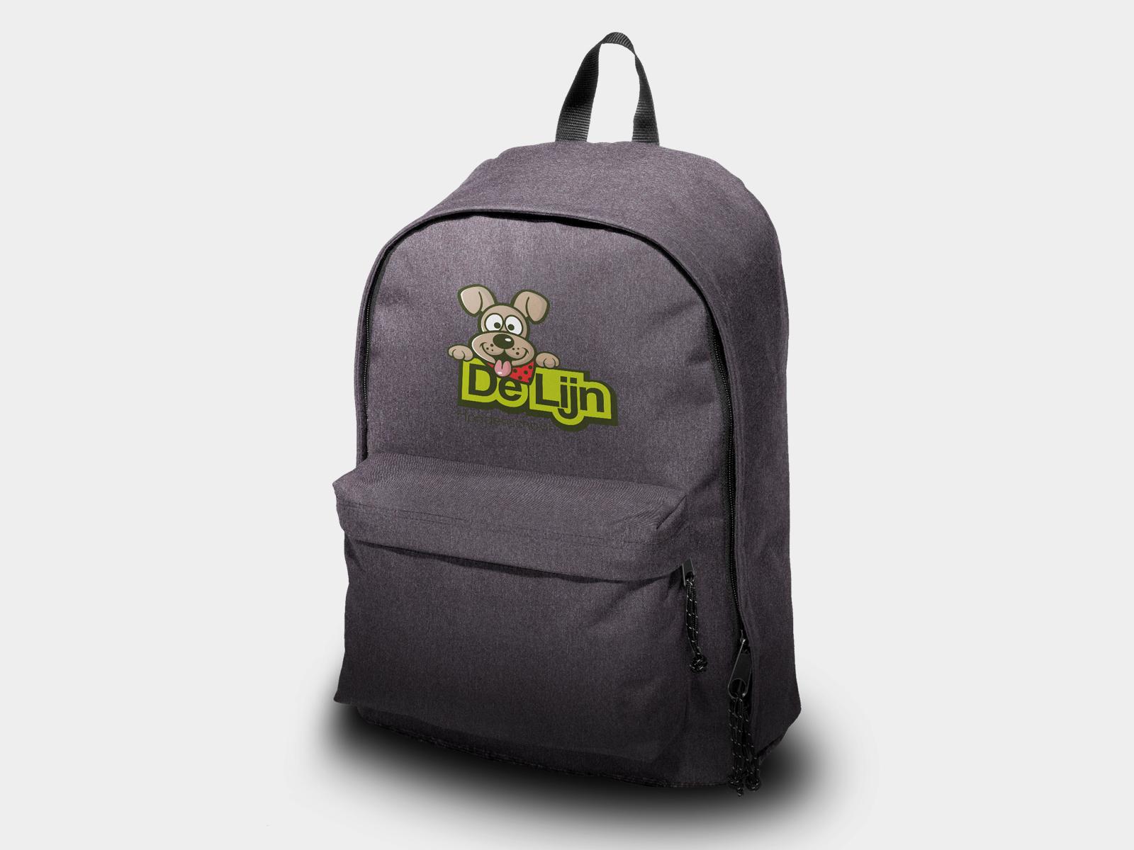 DeLijn Logo Design b
