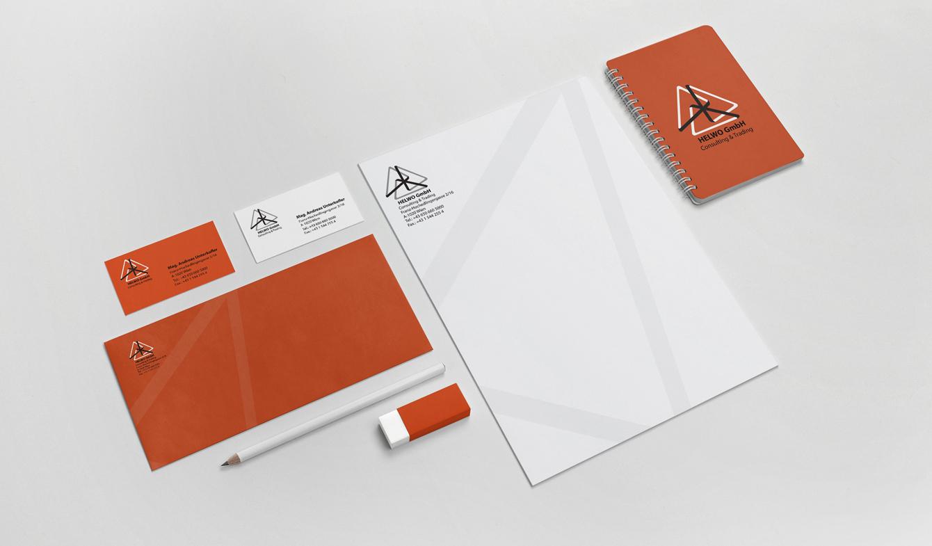 Helwo Logo Design b