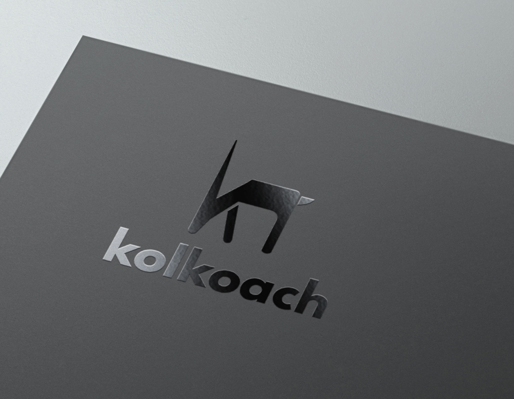 Kolkoach Logo Design b