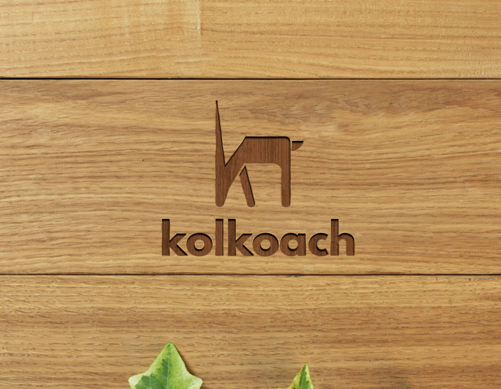 Kolkoach Logo Design c