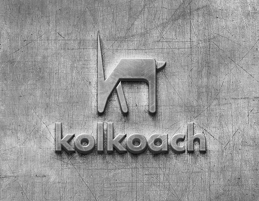 Kolkoach Logo Design e