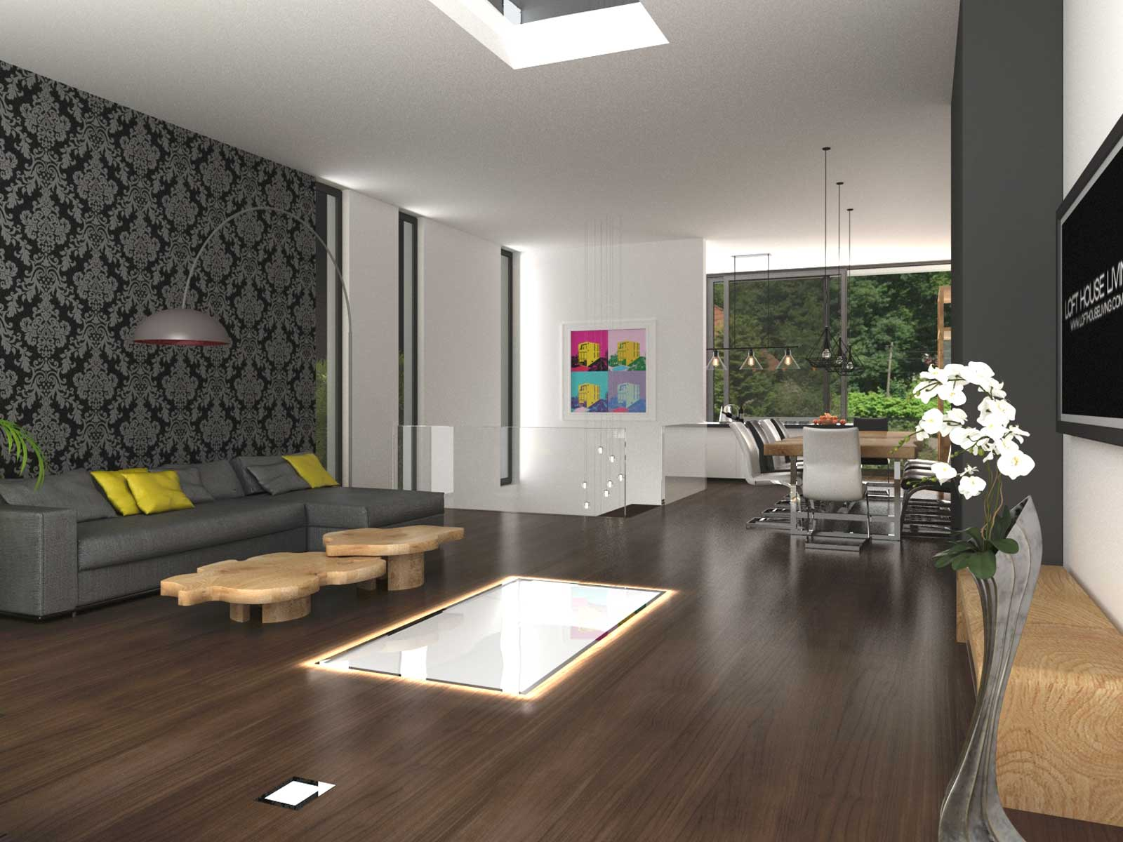 Loft House Living Loft c