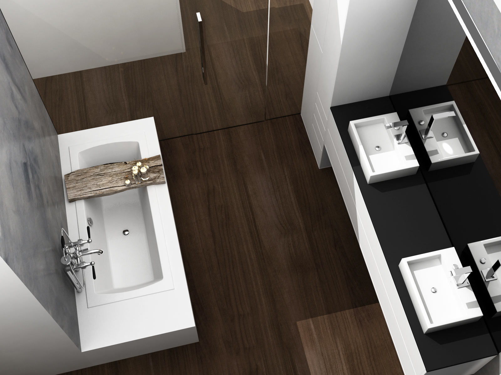 Loft House Living Loft_Master Bathroom
