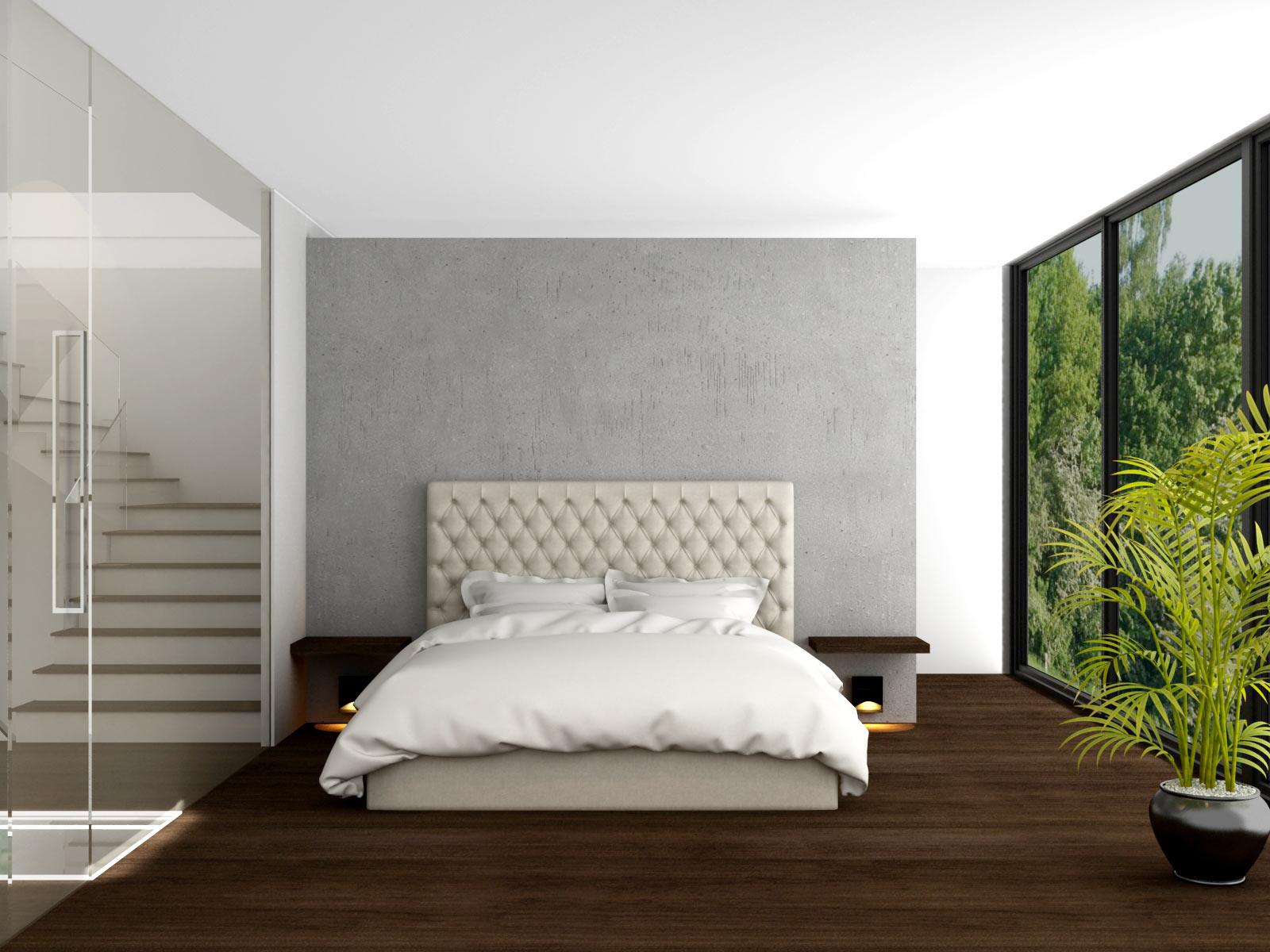 Loft House Living Loft_Master Bedroom